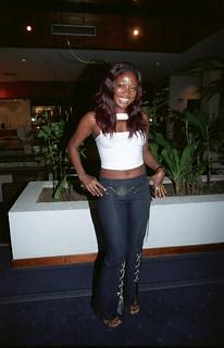 202 Beautiful Nigerian Ladies Sheraton Lagos Hotel Nigeria Oct 29 2002 | by photographer695