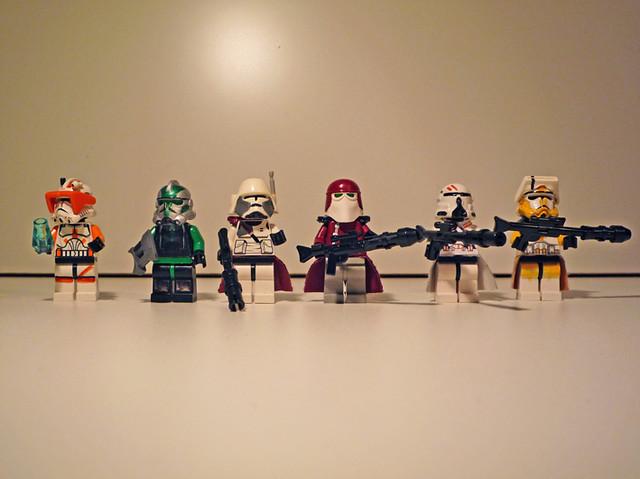 LEGO Star Wars General Grievous Minifigure without Cape