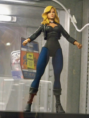 DC Classics Black Canary at the Mattel booth at San Diego Comic-Con International | by Castles, Capes & Clones