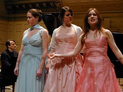 Walnut Hill Vocal Quartet | by From the Top, Inc.