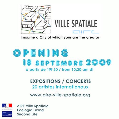 AIRE_Ville_Spatiale_Second_Life_Ouverture_18sept