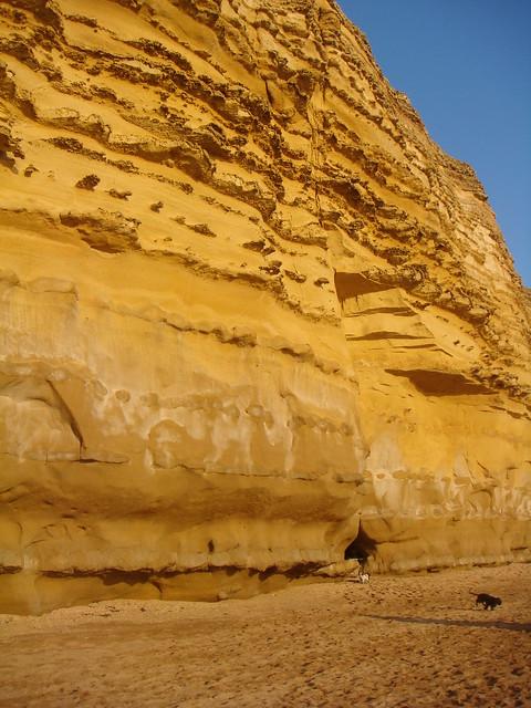 Burton Cliffs II
