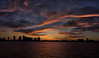 Sunset from Pier 40 (West) by -ytf-