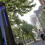 Cykelbarometern vid Lugnet