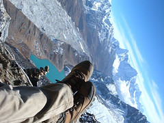 Lounging at Gokyo Rei | by everlutionary