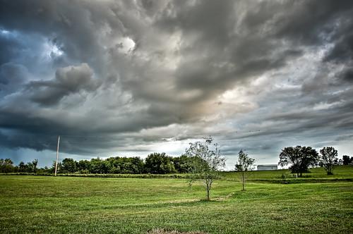 storm oklahoma clouds rural country porter acreestudios oklahomathunderstorms