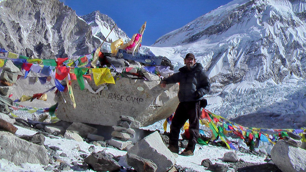 Everest trek  - 447