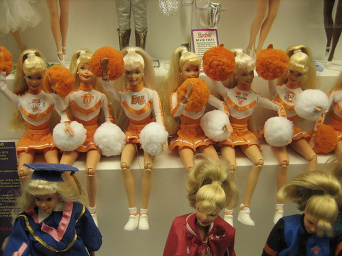 Barbie Experience - Prague's Toy Museum   by luisvilla