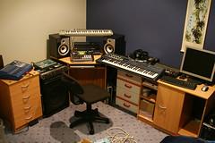 Studio reorg | by NathanaelBC