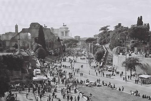 ROME – THE IMPERIAL FORA: Mostra – 'Forma / La città moderna e il suo passato (2004). Prof. Paulette Singley, Abstract – 'Fascism Under Erasure: Fuksas