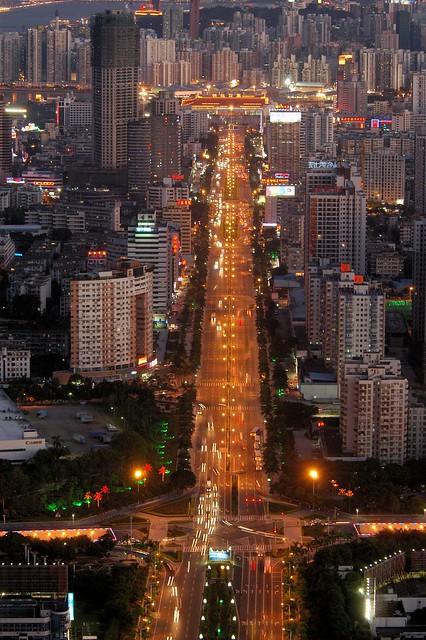 Zhuhai - Towards Macau