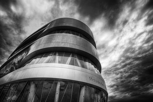 Mercedes Benz Museum I by timo.frey
