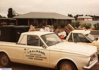 Earl Electrical Contractor | by mallala museum