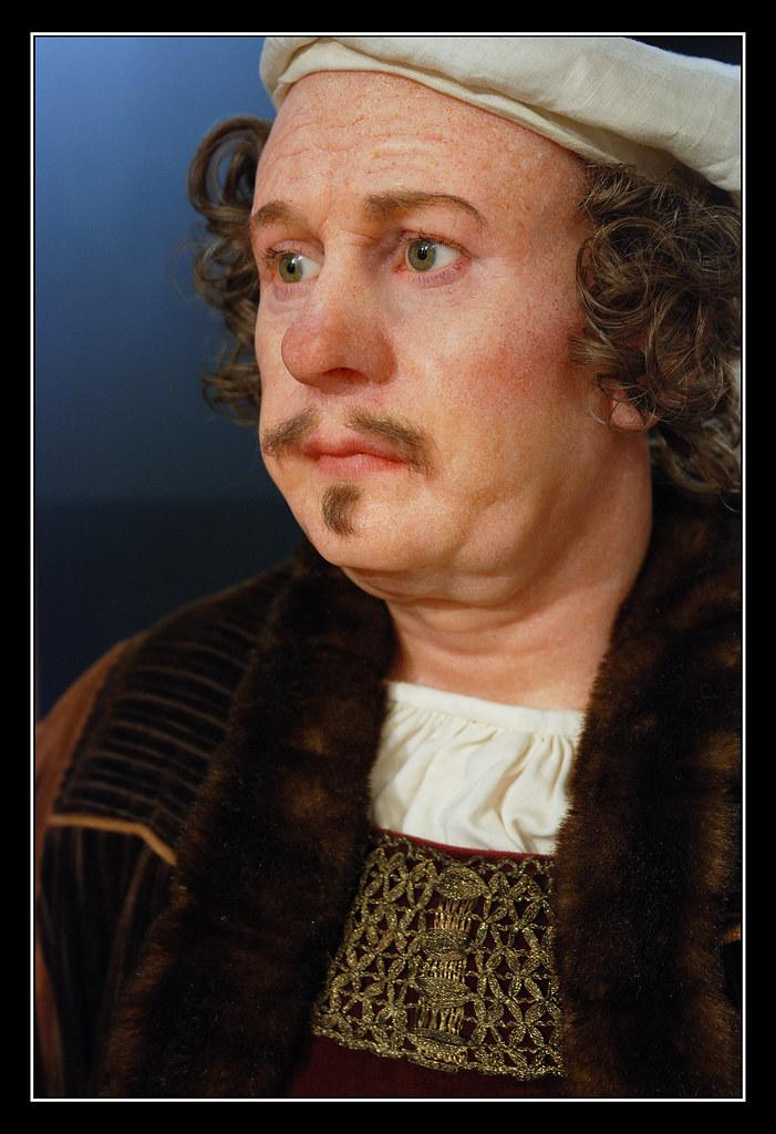 Museo Delle Cere Amsterdam.Rembrandt Harmenszoon Van Rijn Amsterdam Netherlands Ju Flickr