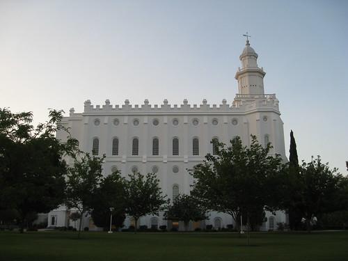 church architecture utah religion myfav stgeorge lds sw2