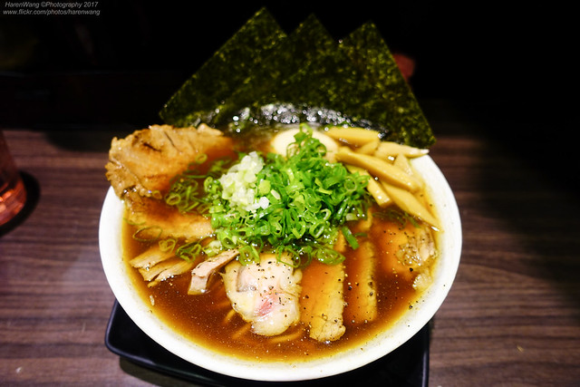 鷹流東京醬油拉麵