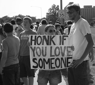 Honk If You Love Someone | by Miss Molly G. Willikers