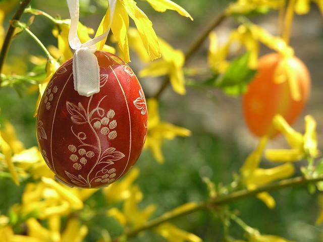Easter egg macro 1
