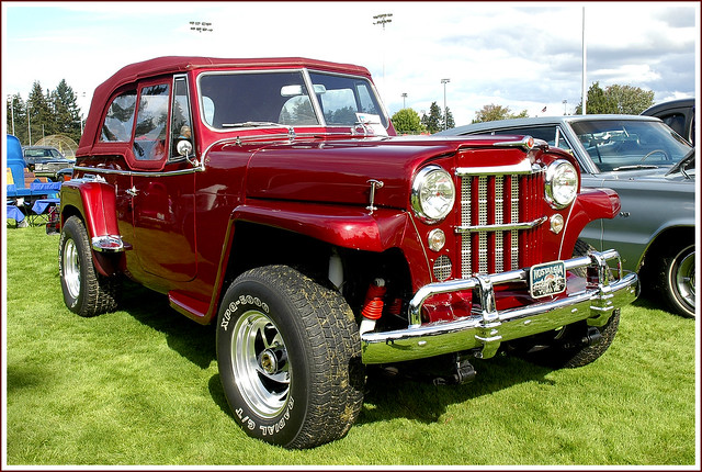 1949 Willy's Jeep