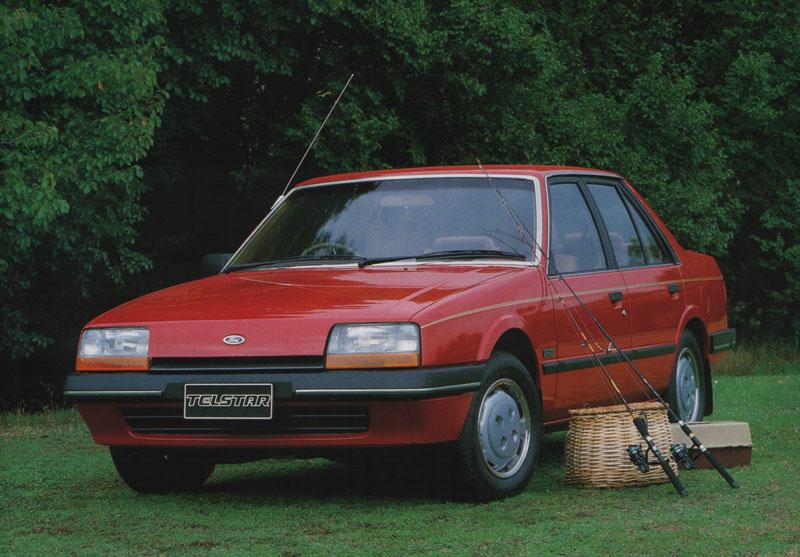 Ford Telstar (Mazda 626)