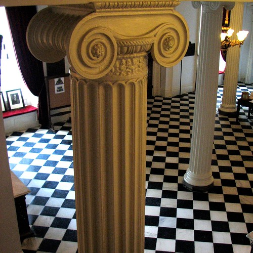 usa architecture square vermont columns lobby photowalk marble sq checkerboard 2009 vt montpelier ionic capitolbuilding fluted washingtoncounty origamidon donshall montpeliervermontusa worldwidephotowalk batseyeview lobby•columns