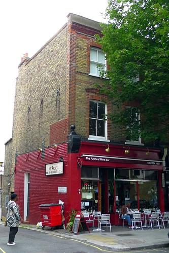 Arches Wine Bar, South Hampstead, NW6   by Ewan-M