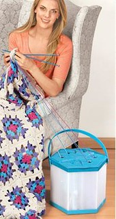 cheater knitter