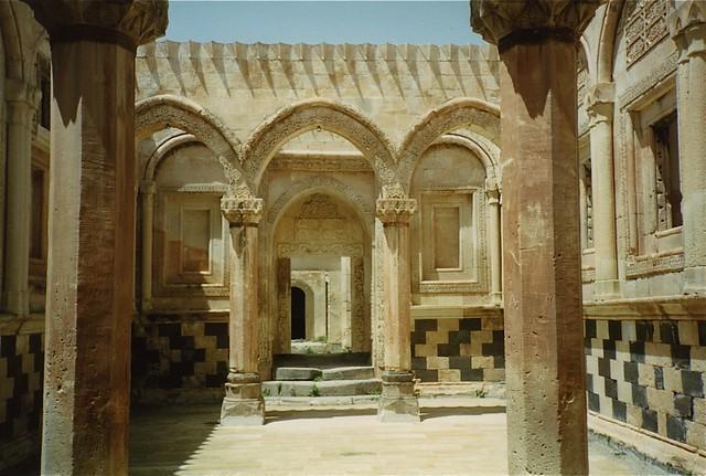 Caravanserai at Dogubayazit, Turkey