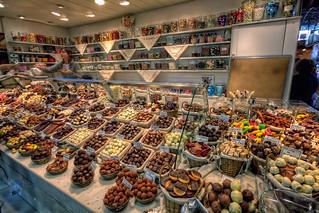 Chocolate, Mercado de la Boquería, Barcelona (Spain), HDR | by marcp_dmoz