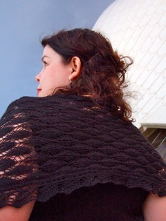 Sydney Opera House and Shawl | by Bellsknits
