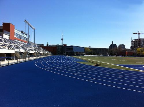 Varsity Stadium, University of Toronto | by bksutherland