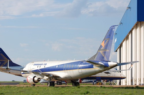 Embraer E170 PP-XJE | by Jon Ostrower