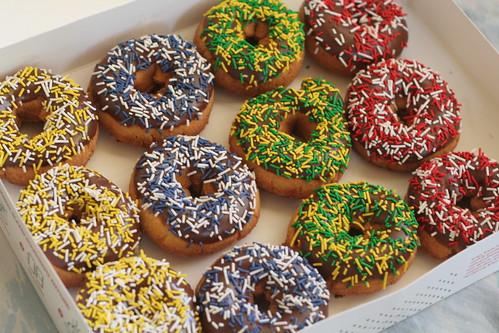 UAAP Final Four Doughnuts at Krispy Kreme | by karlaredor