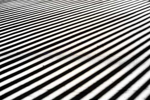 Linear Shadows | by Ian Sane