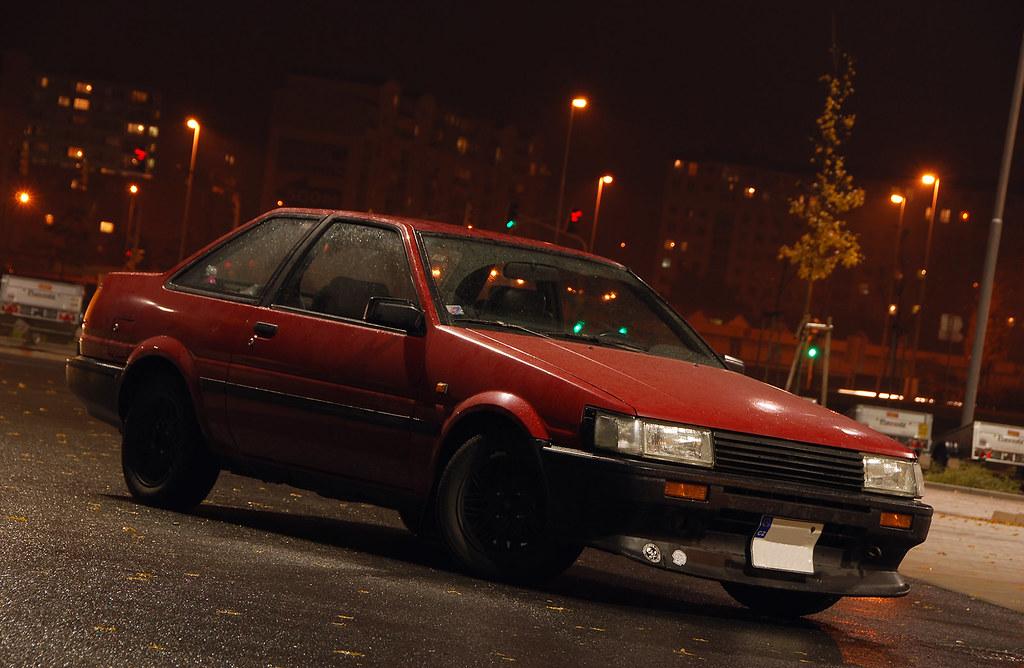 Toyota Corolla AE86 coupe | Toyota Corolla AE86 coupe | Flickr
