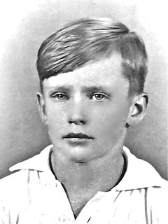 Iain (Me) in 1946.