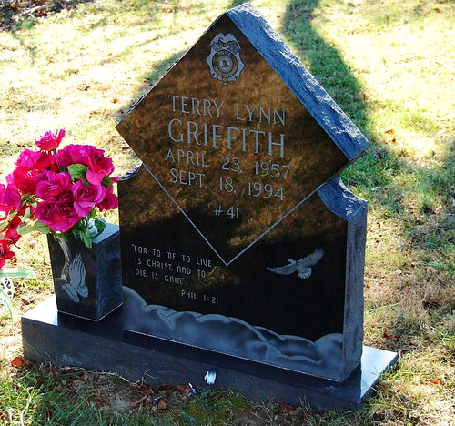 sunset cemetery grave police christiansburg lineofduty