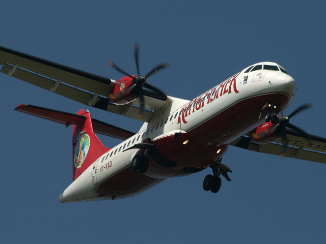 Kingfisher ATR72 VT-KAD