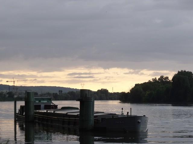 Vernon - River Seine