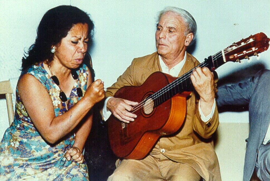 Fernanda de Utrera con Diego del Gastor (1973) | Morón, juni… | Flickr