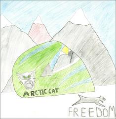 Hayden Bowman (10) | by Arctic Cat - Snowmobiles
