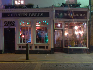 The Ten Bells | by Gerry Balding