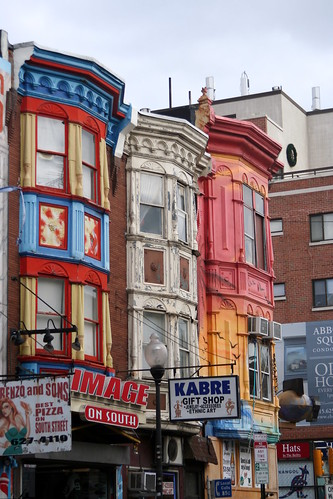 Mosaic Of Buildings In South Philadelphia | by D.Hilgart