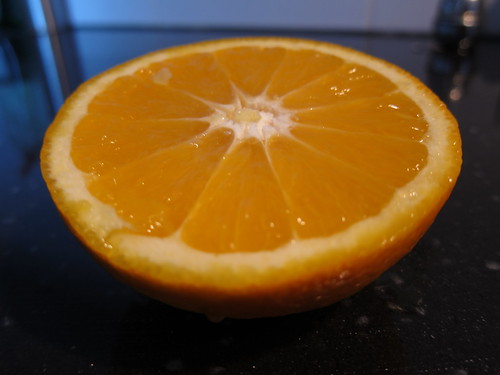 juicy orange | by A. v. Z.