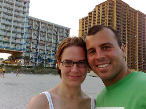 Amy and Wayan: Myrtle Beach Daytime   by Wayan Vota