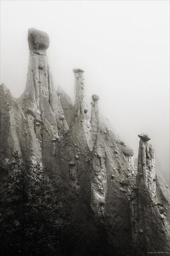 italien italy italia geology hoodoos südtirol percha altoadige southtyrol platten erdpyramiden perca challengeyouwinner thechallengegame challengegamewinner