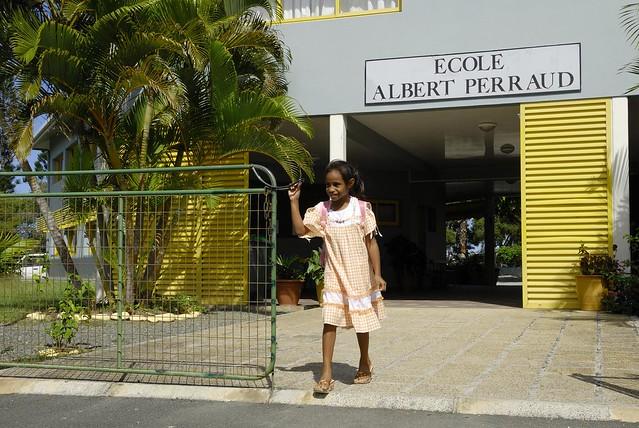 J'ai 7 ans en Nouvelle-Calédonie