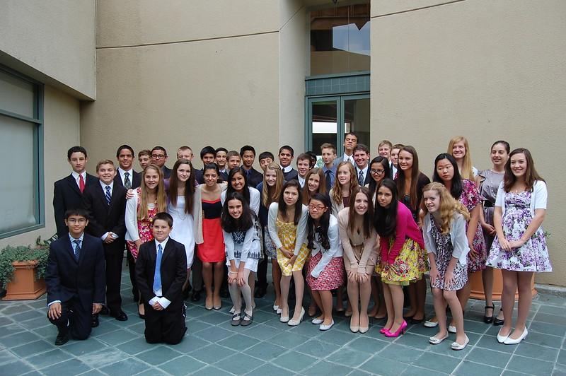 8th Grade Brunch 2011 013