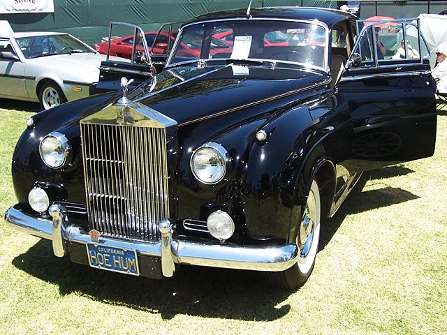 1957 Rolls Silvercloud