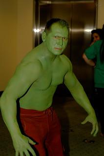 Incredible Hulk | by CavinB